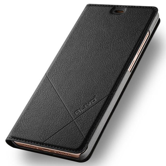 huawei honor 6x Case PU Leather Business Series Flip Cover For huawei...
