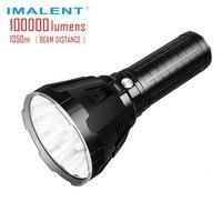 IMALENT мощность метр Велоспорт DX80 фонарик Lanternas де alta potencia уличный фонарик cilcismo Кемпинг высокое мощность