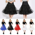New Short Wedding Petticoats White Black Red Crinoline Girls Enaguas Novia Underskirt Rockabilly Petticoat Jupon Mariage Enaguas