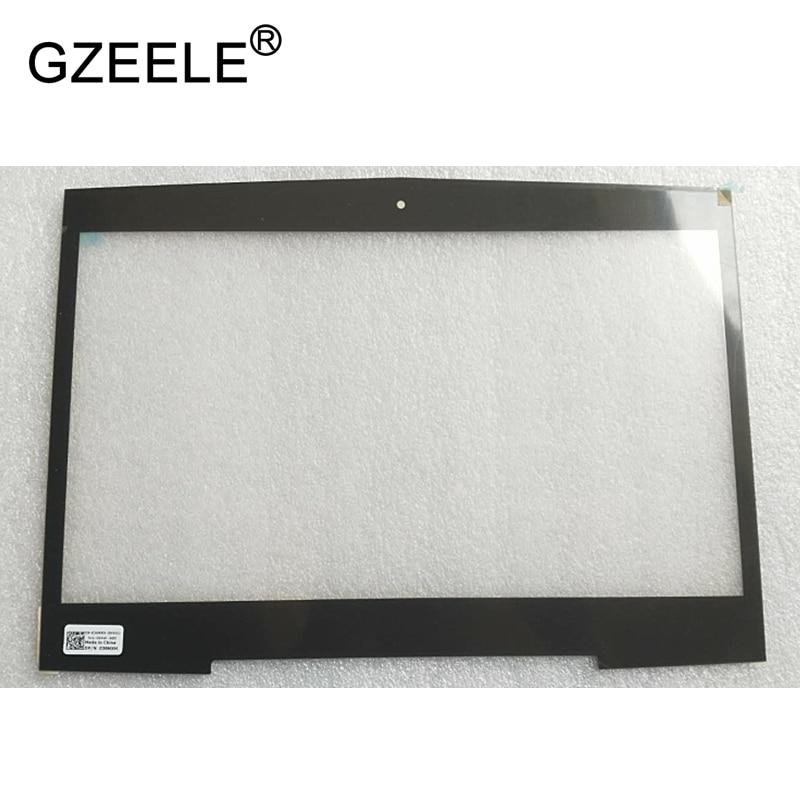 GZEELE new for Dell Alienware M14X R1 R2 14 laptop Front bezel Screen Frame 36NXH 036NXH