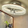 Современные овальные коридорные хрустальные светодиодные потолочные светильники для крыльца  Креативные Круглые балконные светильники д...