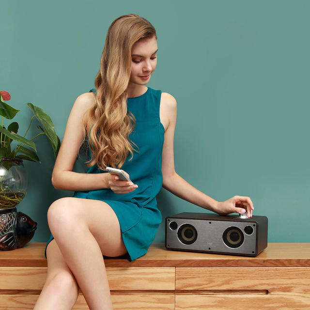 GGMM WS-301 M3 Wireless speaker WiFi + Bluetooth digital speakers HiFi audio