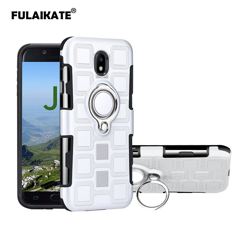 Cellphones & Telecommunications Phone Bags & Cases Fulaikate Ice Cubes Ring Case For Samsung Galaxy J7 2017 Eu Version J730f Back Cover Stand Phone Protective Shell For J7 Pro Preventing Hairs From Graying And Helpful To Retain Complexion