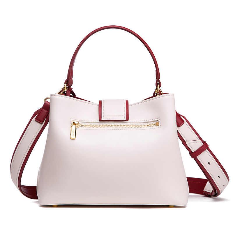 LAFESTIN женская дизайнерская сумка Роскошные сумка мешок сумка на плечо многофункциональная сумка-шоппер Роскошные 2018 Новые бренды bolsa