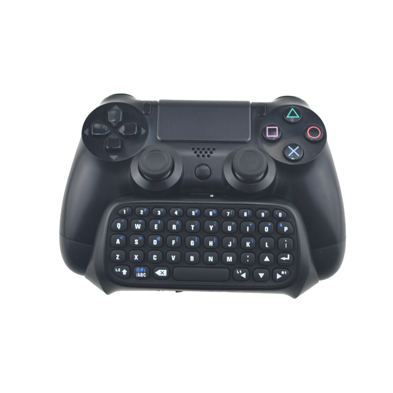 Mini Bluetooth Wireless Keyboard Joystick Chatpad for Sony Playstation 4 For PS4 Controller For PS4 Slim For PS4 PRO Gamepad цена и фото