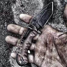 купить OEM KX8750 outdoor folding knife 8Cr13 steel multi-purpose camping fishing EDC folding knife to survive the tool high quality по цене 1232.93 рублей