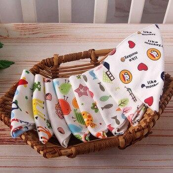 Baby bibs high quality triangl double layers cotton baberos cartoon character animal print baby bandana bibs.jpg 350x350