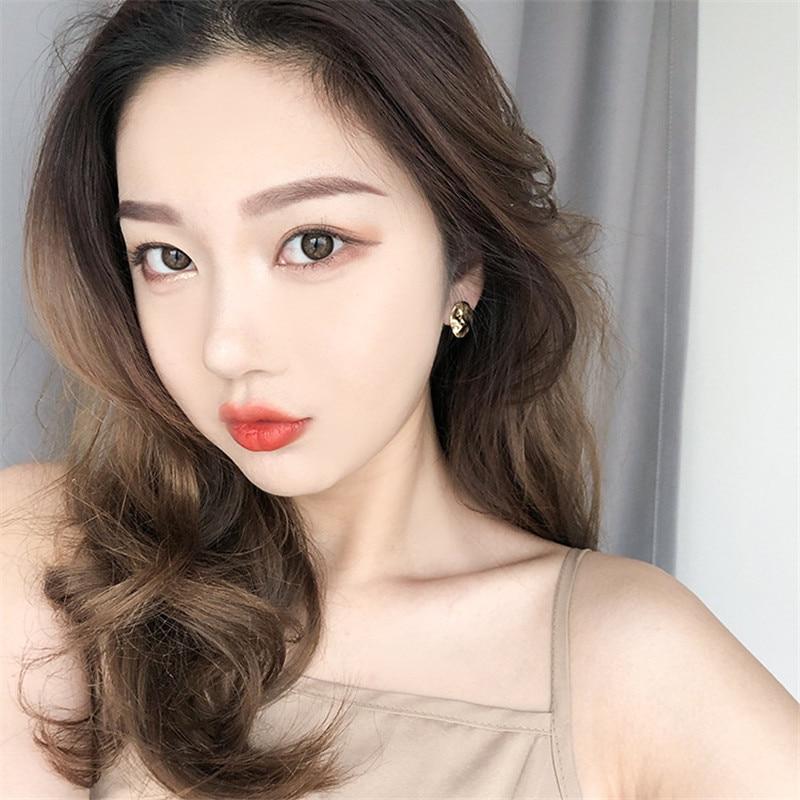 Женские винтажные серьги капельки mengjiqiao новые корейские