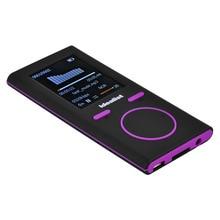 Idealist HIFI MP3 MP4 Player Mini Game MP4 4G 8G Outdoor Sport MP3 Radio Music Mp4 Slim Game Player Recorder E-Book Walkman