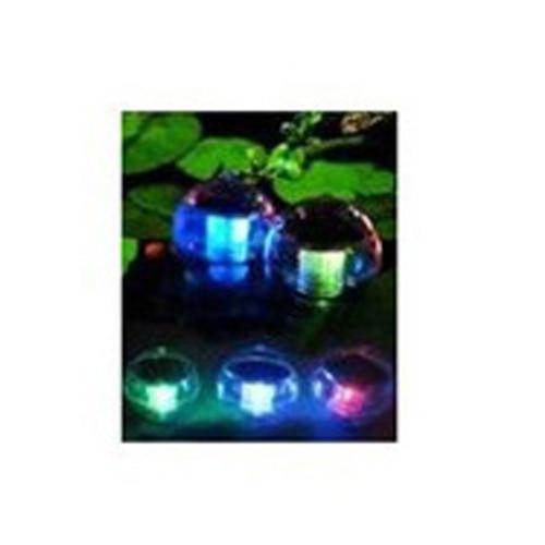 TOOGOO(R)5pcs( Solar Power LED Color Globe Light Waterproof Floating Party Decor