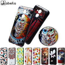 AKABEILA TPU Phone bags For Huawei Honor 6A Case Silicone Honor 6a Cover Play 5.0 inch Soft Bumper For Huawei Honor 6a Coque