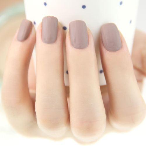 Environmental Protection Sweet Color Green Nail Polish Matte Brown Shining Beautify Nails Health Innocuity