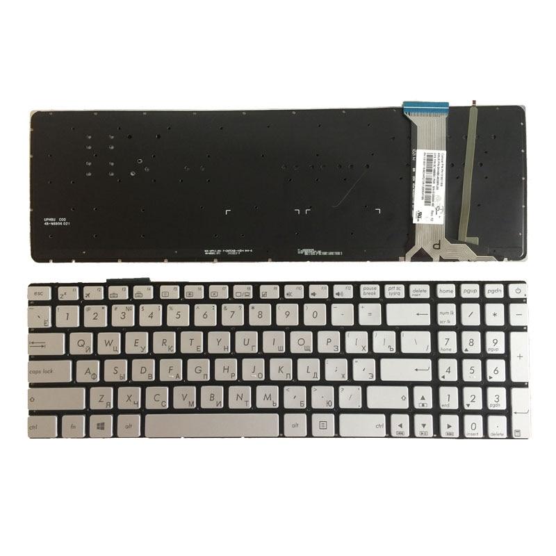 FOR ASUS GL552 GL552J GL552JX GL552V GL552VL GL552VW N551 N551J N551JB N551JK N551JM N551JQ backlit Russian RU laptop keyboard nordic keyboard for asus gl552 gl552j gl552jx gl552v gl552vl gl552vw n552vw n552vx g771jm g771jw backlit black laptop keyboard
