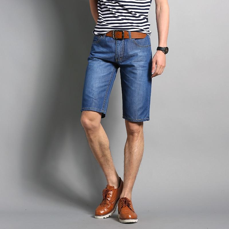 Online Get Cheap White Jeans Short Men -Aliexpress.com   Alibaba Group
