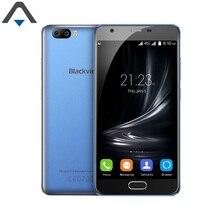 Оригинал Blackview A9 Pro Dual задней линзы мобильный телефон Android 7.0 2 ГБ Оперативная память 16 ГБ Встроенная память MTK6737 8MP Тип -C 4 г LTE отпечатков пальцев ID