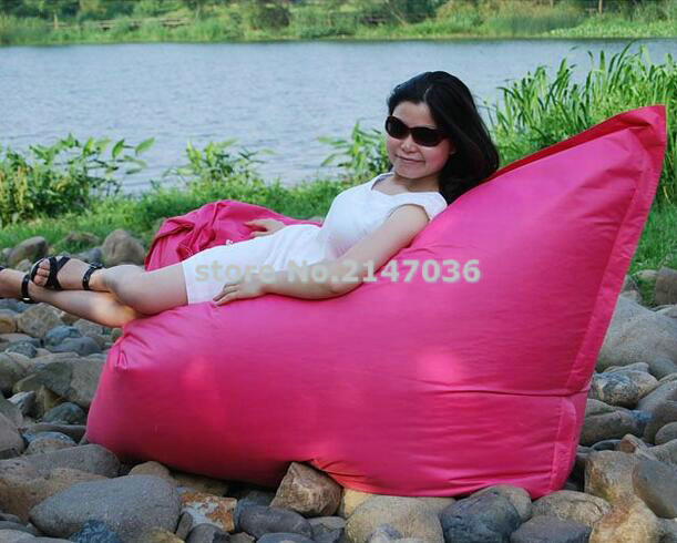 COOL Stylish Pink Specific use and modern appearance waterproof lazy fatball beanbag chair, outdoor bean bag sofa cushionCOOL Stylish Pink Specific use and modern appearance waterproof lazy fatball beanbag chair, outdoor bean bag sofa cushion