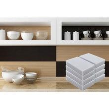 5pcs/lot Super Clean Magic Sponge Kitchen Eco-friendly Nano Grey Dish Sponge Cleaner Eraser Cleaning Compound 100x60x20mm