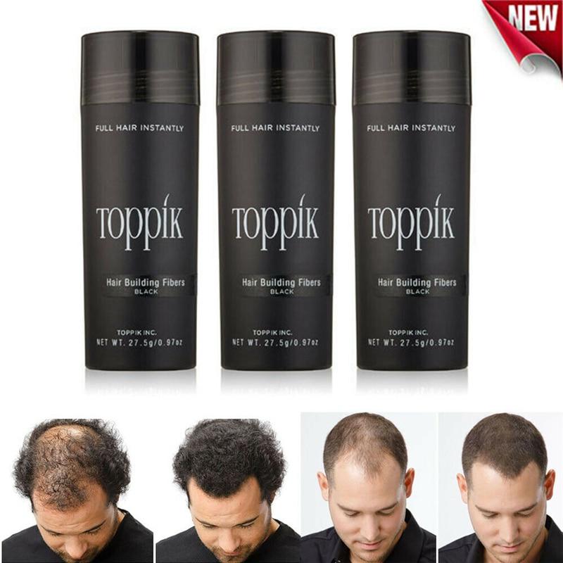 Toppik Hair Growth Hair Loss Refill Building Fiber LARGE-27-5g 9 Colors Available