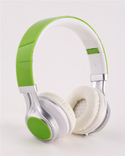 3.5 mm Foldable Wired Earphone Sport Gaming Headset for Media Music mp3 headphone with microphone High-quality Gifts