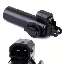 DWCX Black 2 Pin Glove Box Stopper Damper Brake Element Switch Fit for Audi A4 A3 A5 Q5 S3 S4 RS5 8K1880324