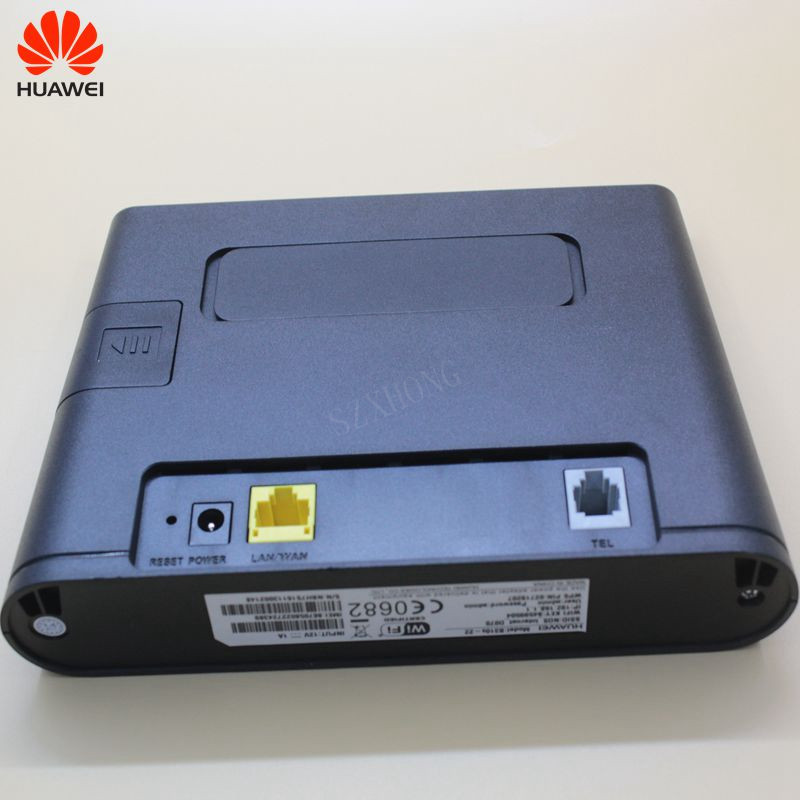 Unlocked Huawei B310 B310s-22 with Antenna 150Mbps 4G LTE Wireless Router  Wifi Router with Sim Card Slot Up to 32 Devices