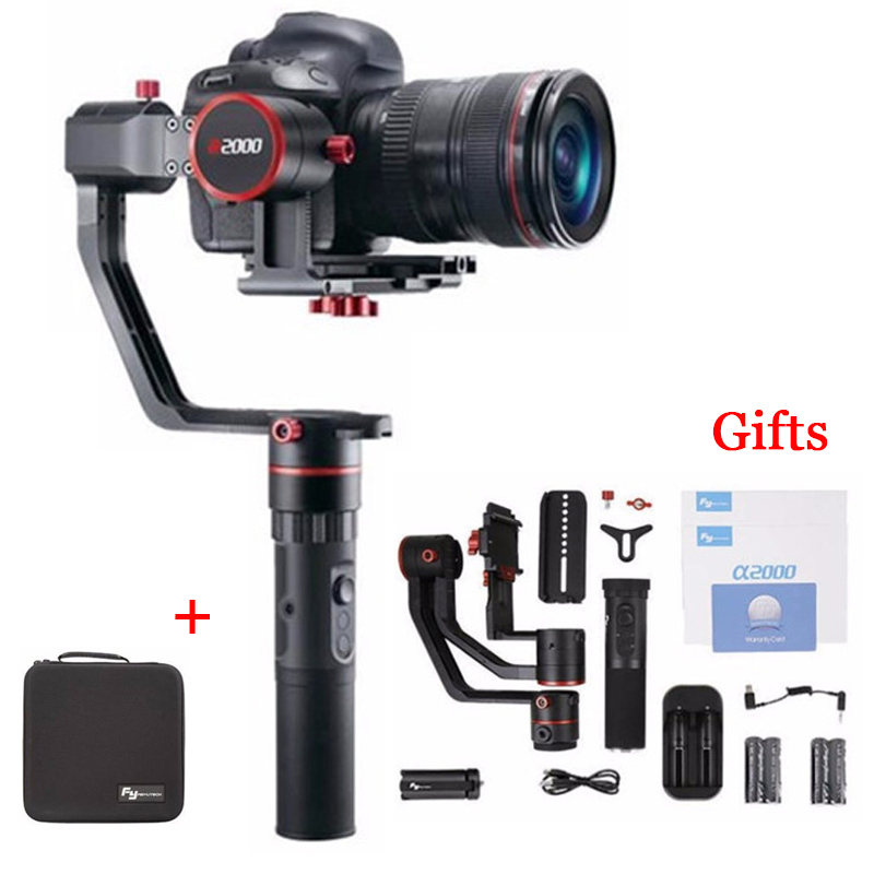 FEIYUTECH a2000 DSLR Camera Gimbal Handheld Stabilizer for Canon And SONY Camera литвинова а литвинов с ideal жертвы