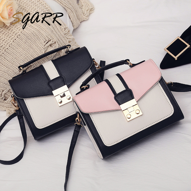 SGARR New PU Leather Messenger Bag Famous Brand Women Shoulder Bag Envelope Women Clutch Bag Small Chain Crossbody bags Female sgarr new pu leather messenger bag famous brand women shoulder bag envelope women clutch bag small chain crossbody bags female