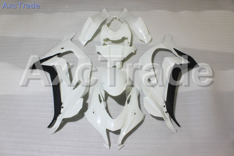 Motorcycle Fairings Kits For Kawasaki Ninja ZX10R ZX-10R 2011-2015 11 - 15 ABS Plastic Injection Fairing Bodywork Kit White A937 plastic fairings for kawasaki zx6r 2011 body kits 636 zx 6r 2010 2009 2012 white black bodywork zx6r 09 10