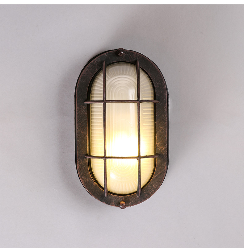 American Rural Vintage Wall Lamp Loft Industrial Style Wall Light Cafe Bar Corridor Led Wall Light Contain Bulb Free Shipping loft american edison vintage industry crystal glass box wall lamp cafe bar coffee shop hall store club