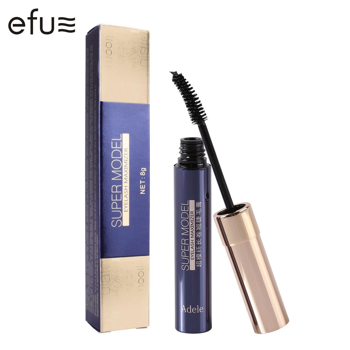 [ Buy 3 Get 1 Gift ] 1Set=4Pcs Different Mascara Long-lasting Waterpoof Eye Makeup Sets Makeup Brand EFU #EFUZ02