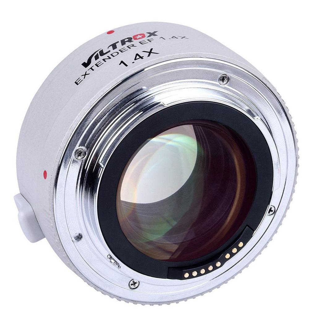 Nouveau EF 1.4X/C-AF 1.4X Extender EXTENDER mise au point automatique Support en verre optique plein cadre Canon 760D/5DII/5DSR/80D/7DII, etc.