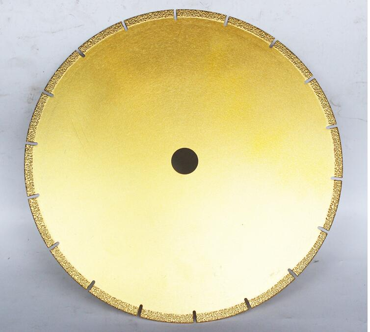 12 inch 300 x 1.2/1.6/2.0/2.5/3.0 x 32MM HSS high speed steel circular saw blade for cutting stainless steel solid rod - 2