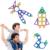 ¡ Nuevo! Mini Modelos y Juguete Del Edificio Magnético Imán Juego Bloques de Construcción De Plástico Ladrillos Technic Niños Aprendizaje y Juguetes Educativos