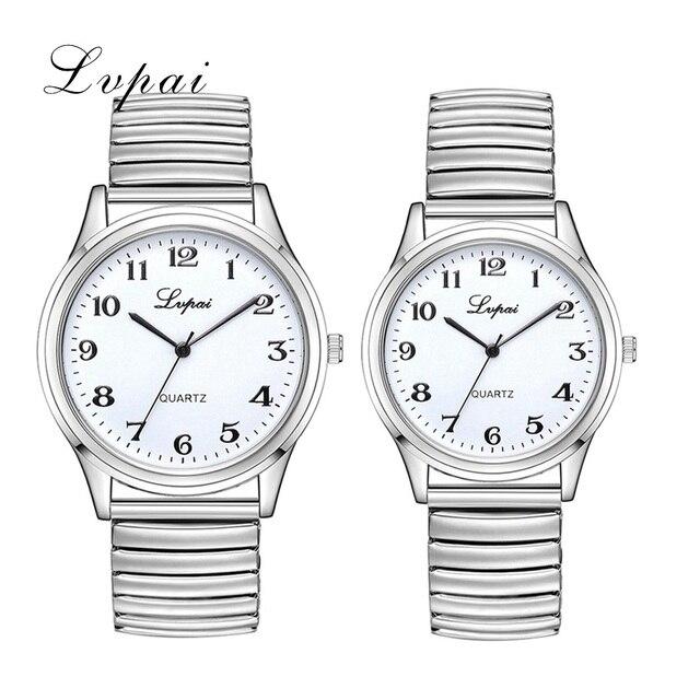 Lvpai Top Brand Quartz Men Women Bracelet Watch Lover Couple Watches Simple Wris