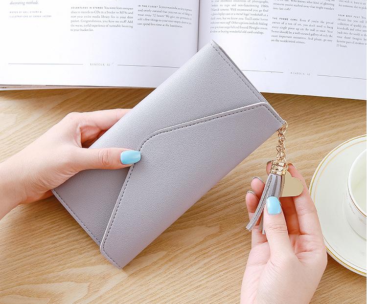 кожаный бумажник женщин; кожаный бумажник женщин; Основной материал:: ПУ;