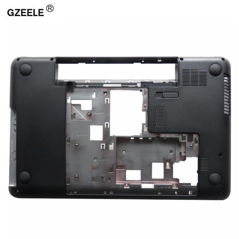 GZEELE new laptop Bottom case cover For HP for Pavilion 15E 15-E 15-E000 15-E029TX 15-E065TX TPN-Q118 025TX Lower Base Cover  D new bottom base box for dell inspiron 15 5000 5564 5565 5567 base cn t7j6n t7j6n