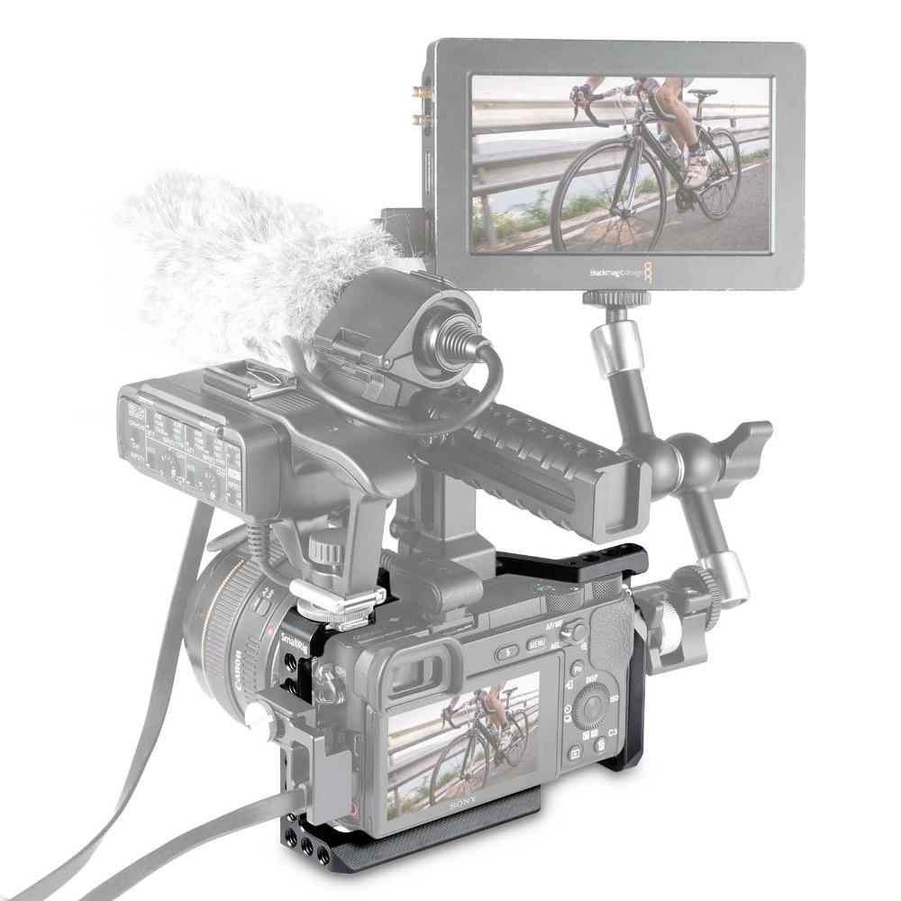 SmallRig Dslr კამერის გაყალბება Sony - კამერა და ფოტო - ფოტო 5
