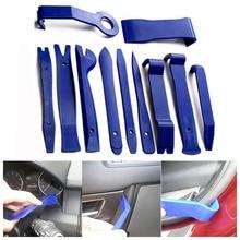 11Pcs Car Removal Kits Auto Interior Radio Panel Repair Tool Durable Door Clip Window Trim Install Set