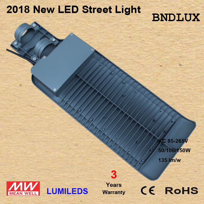 50W LED Parking Lot Light, 5000-5300K, 5500 lumen, Direct Wiring AC 100-277V, Street Light Pole Head Replacement