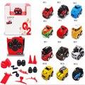 2016 dos desenhos animados mini 4ch radio remote control rc coque pode rc carro de drift eeducational toys para presente das crianças
