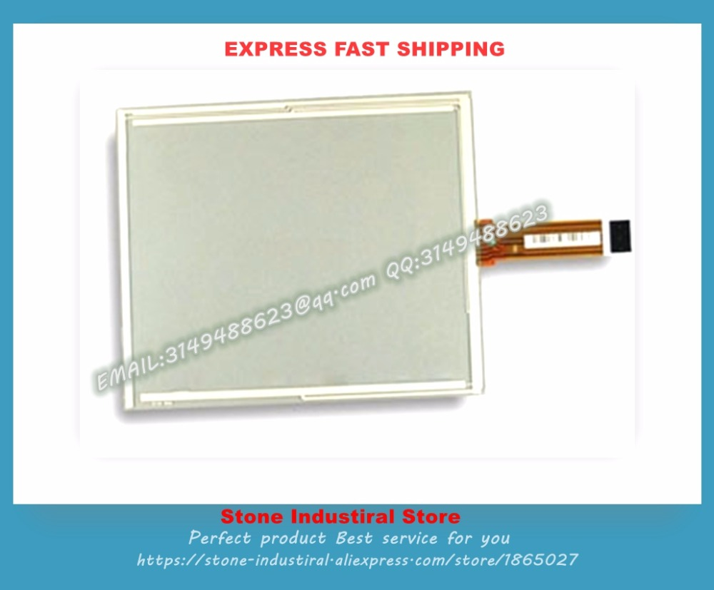 AMT9518 10.4 Inch 8 Wire Resistive Touchscreens Glass Panel AMT 9518  цены