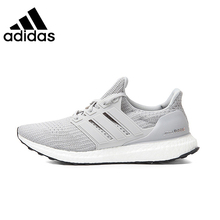 eff15e39e ADIDAS Ultra Boost Original New Arrival Mens Running Shoes Mesh Breathable  Stability Support Sports Sneakers BB6167