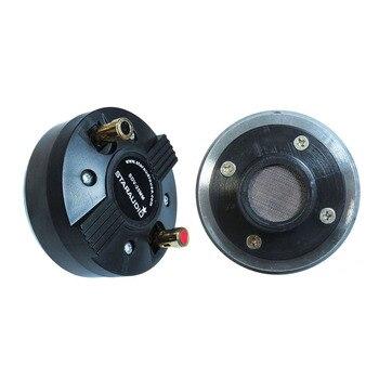 STARAUDIO 2Pcs 25MM 1000W Speaker Horn  8 Ohms Titanium Compression DJ Tweeters Driver PA Audio Speaker Tweeters Driver SDV-25MM