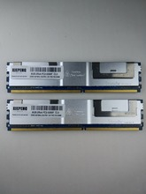 Memory 16GB ( 2x 8GB ) DDR2 ECC FBD Fully Buffered RAM 4GB 667MHz FB-DIMM 8GB 2Rx4 PC2-5300F for Dell PowerEdge 1950 M600 M1000e lifetime warranty for samsung 4gb 8gb 12gb 16gb 32gb 1333mhz pc3 10600r 4g ecc reg server memory fb dimm ram