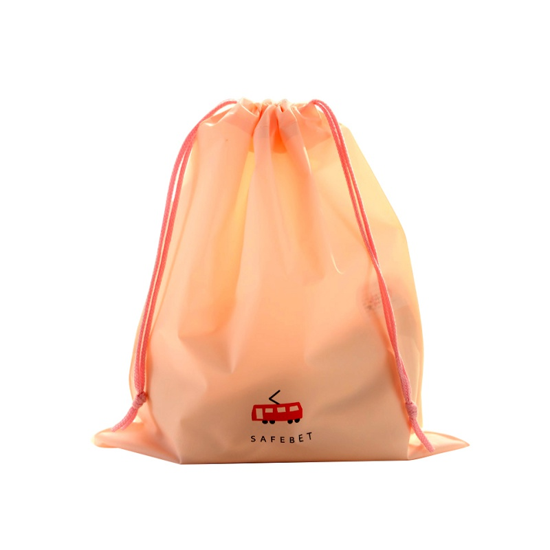 Portable Waterproof Tote Drawstring Storage Bag Laundry Shoe Exquisite Travel Pouch Home Outdoor Supplies Storage Bags