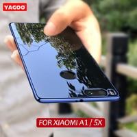 For Xiaomi Mi A1 Case Ultra Thin For Xiaomi Mi 5x Case Cover Luxury Silicone TPU