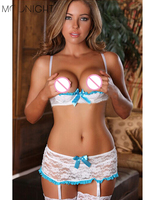 Sexy Lingerie Hot Women S Lace And G String Women Erotica Sleepwear Sexy Pajamas Nightgown Babydoll