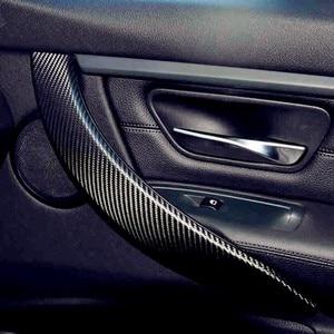 Image 4 - CARSUNคุณภาพสูงUltra Gloss 5Dคาร์บอนไฟเบอร์ไวนิลห่อเนื้อGlossyรถสติกเกอร์5Dฟิล์มคาร์บอนขนาด: 10/20/30/X50cm