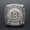 New Fashion Silver Plated Vintage 2011 Boston bruins Championship rings replica drop shipping