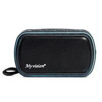 MYVISION Outdoor Mini Speaker Portable Bluetooth Speaker Wireless Subwoofer IPX7 Waterproof Biking Cycling TF Speaker